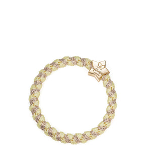 Woven Gold Star - Lemonade - Cie Luxe | Your Life Styled