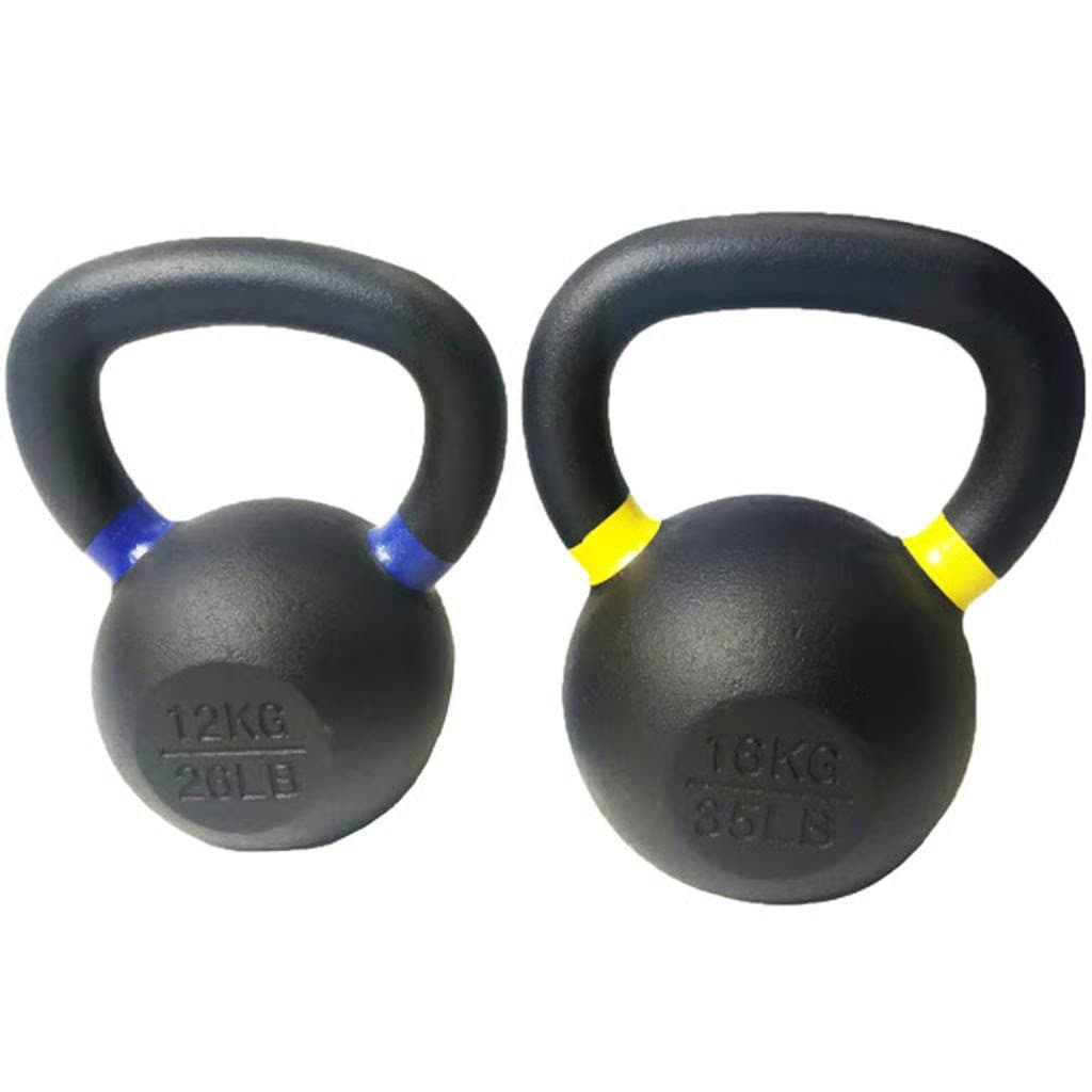 Apollo Athletics Gravity Cast Iron KettleBell w/ Color Rings (kg) kettlebell Apollo Athletics