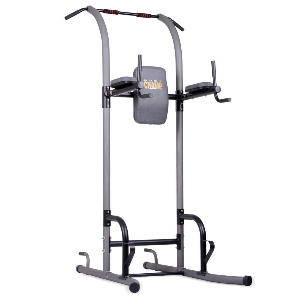 Body Champ 4-Station VKR1010 Power Tower power tower Body Champ