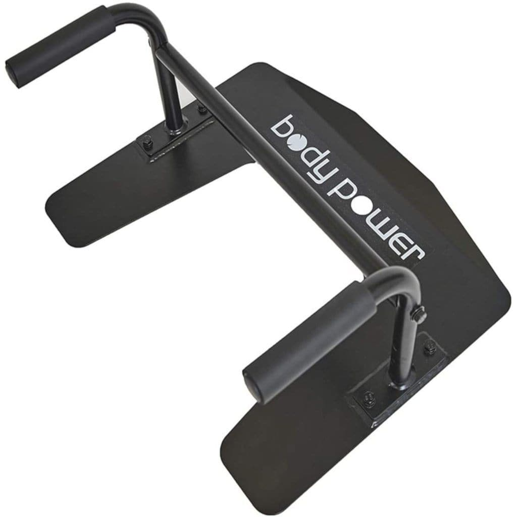 Body Power PL2000 Under Door Multifunction Trainer Parallettes functional fitness Body Power