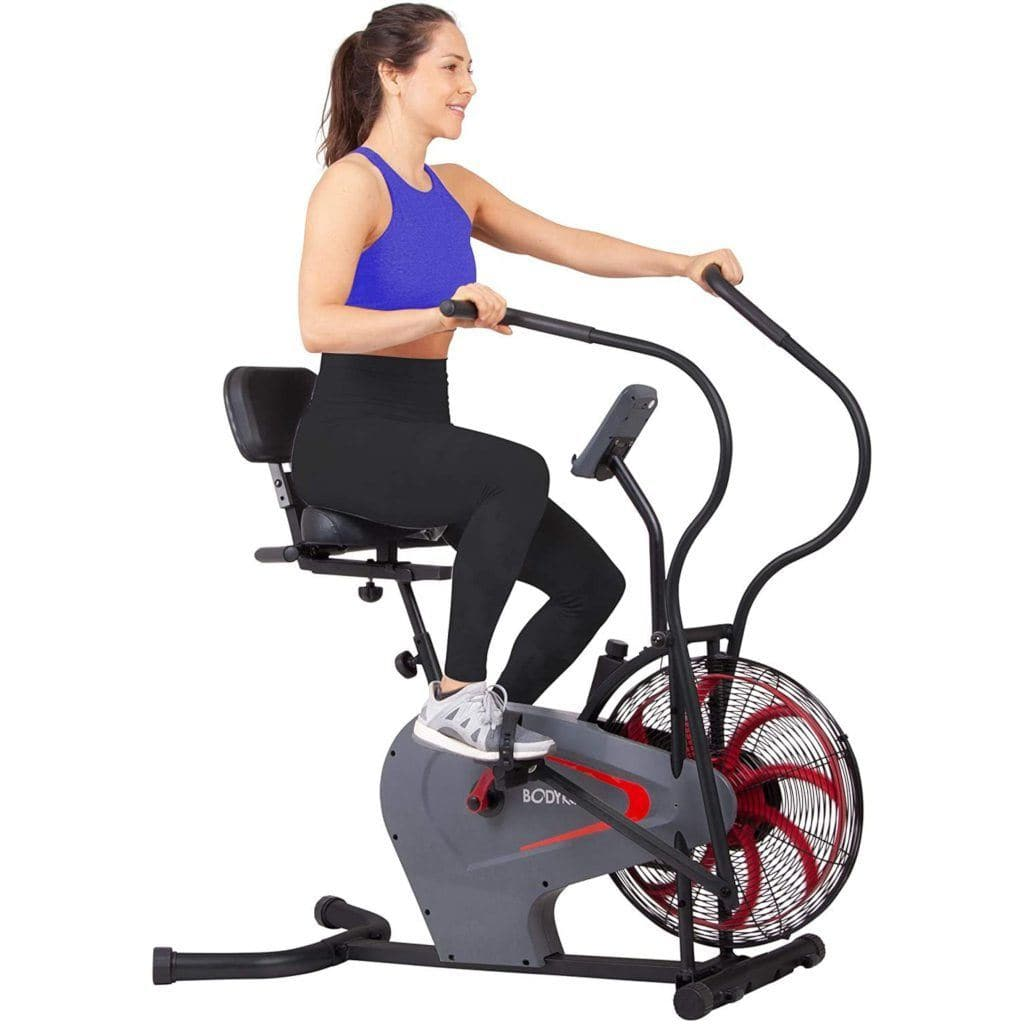 Body Rider BRF980 Upright Fan Bike bike Body Rider