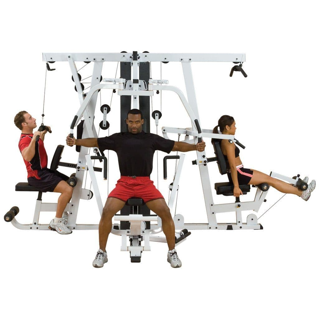 Body-Solid EXM4000S Gym System home gym Body-Solid