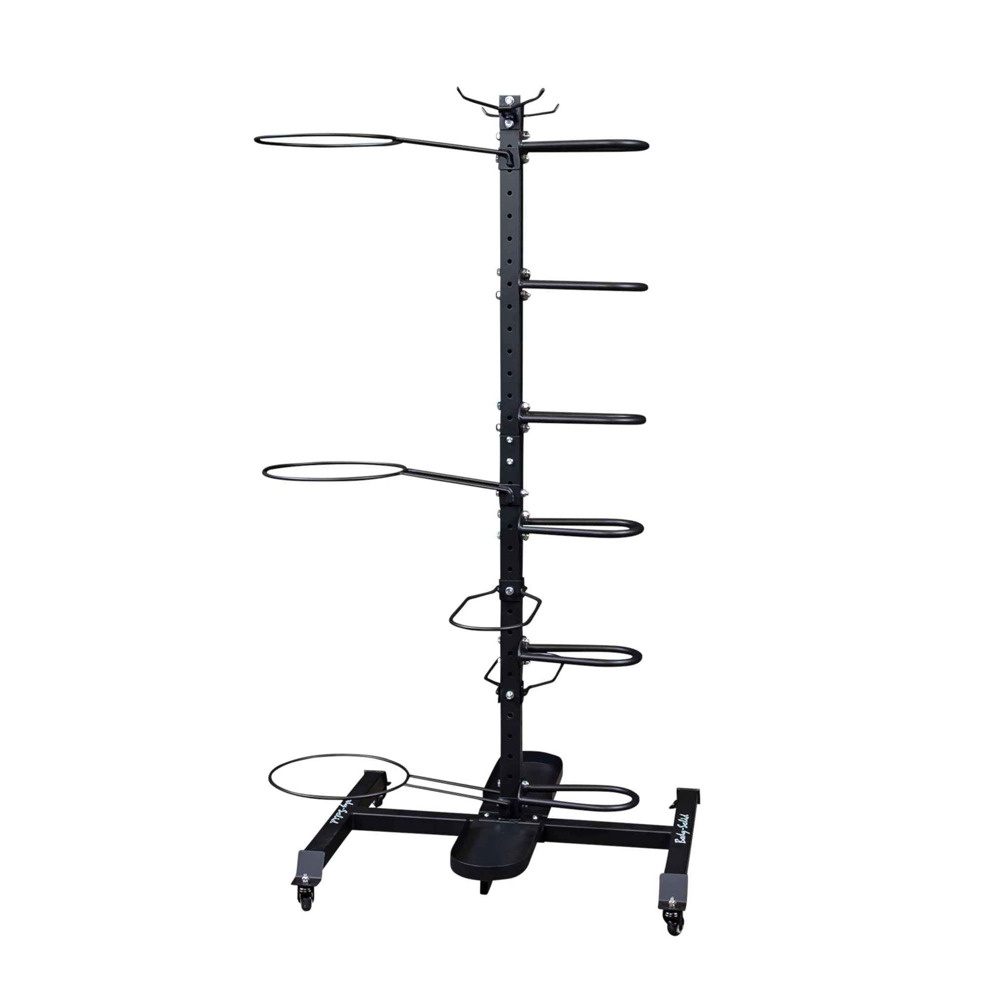Body-Solid GAR100 Multi Accessory Rack storage rack Body-Solid