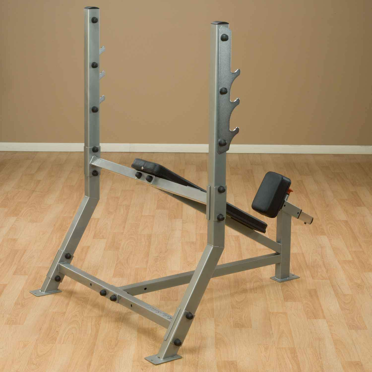 Body-Solid Incline Olympic Bench (SIB359G) bench Body-Solid