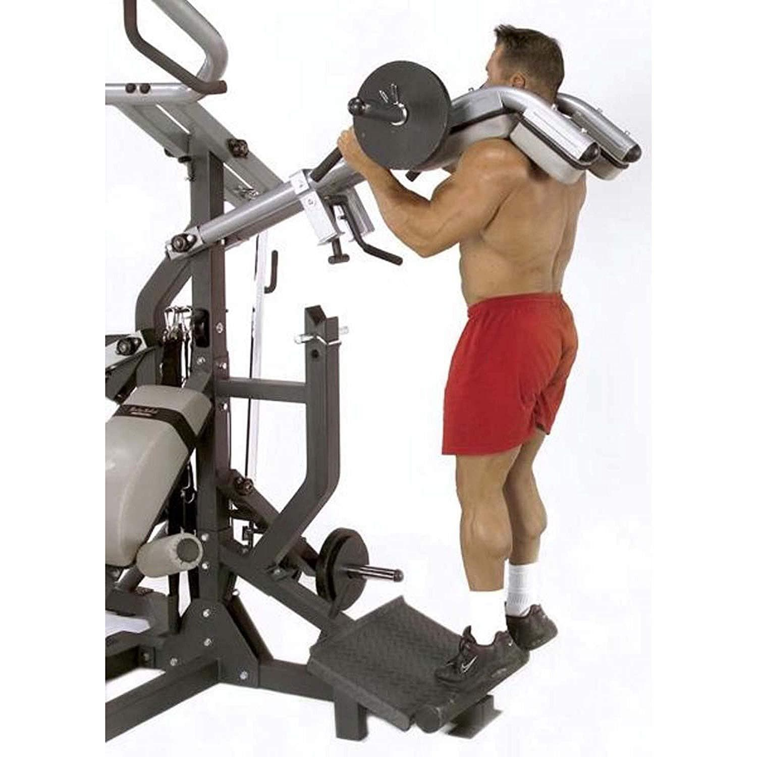 Body-Solid LSA50 Leverage Squat Attachment home gym option Body-Solid