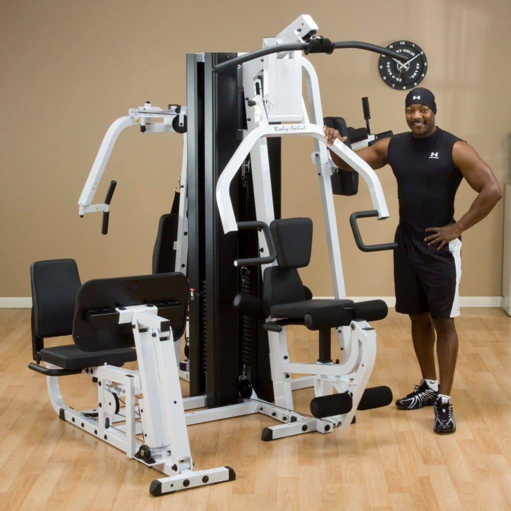 Body-Solid Multi-Function Gym System (EXM3000LPS) home gym Body-Solid