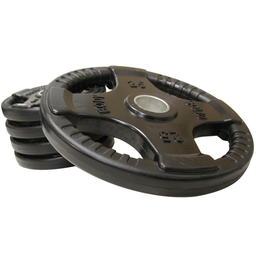 Body-Solid Rubber Grip Olympic Plate plate Body-Solid