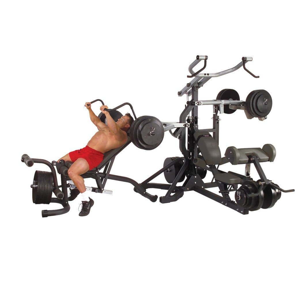 Body-Solid SBL460 Freeweight Leverage Gym home gym Body-Solid