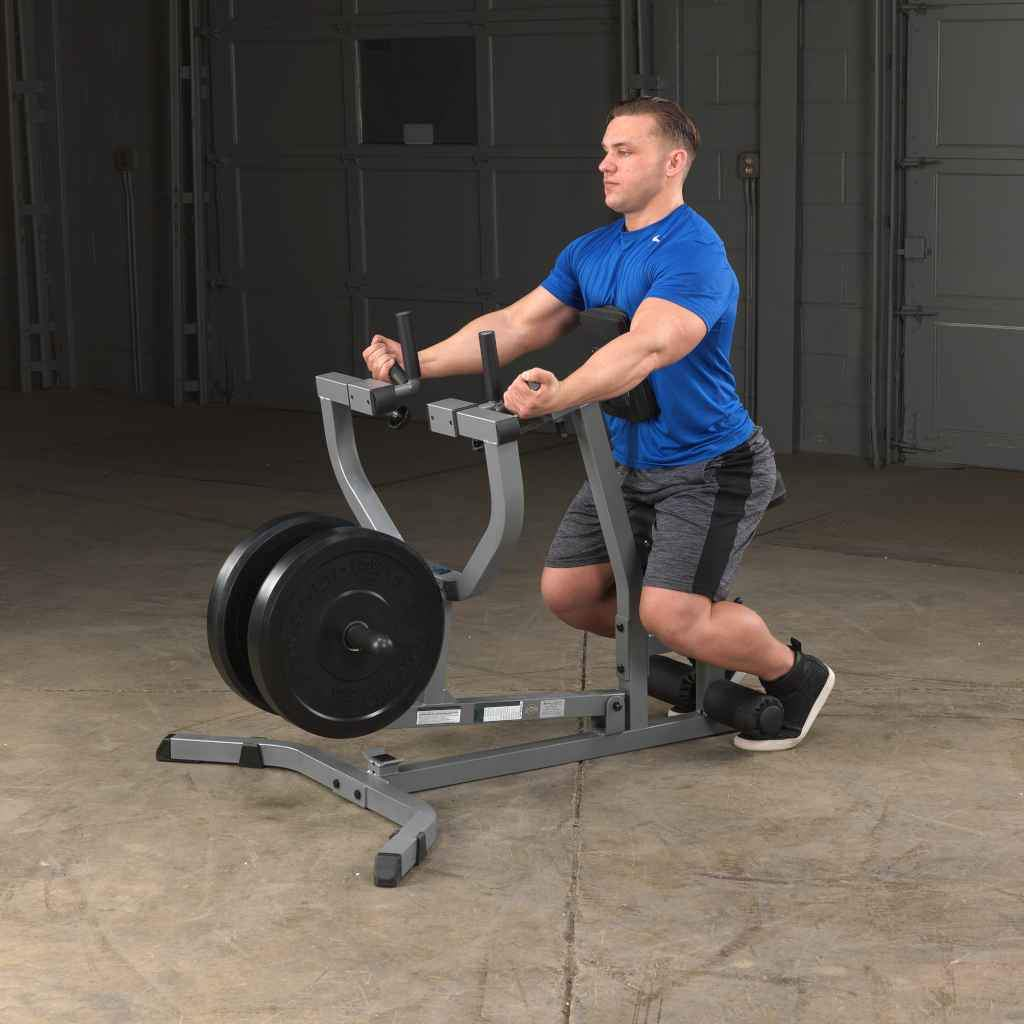 Body-Solid Seated Row Machine (GSRM40) strength machine Body-Solid