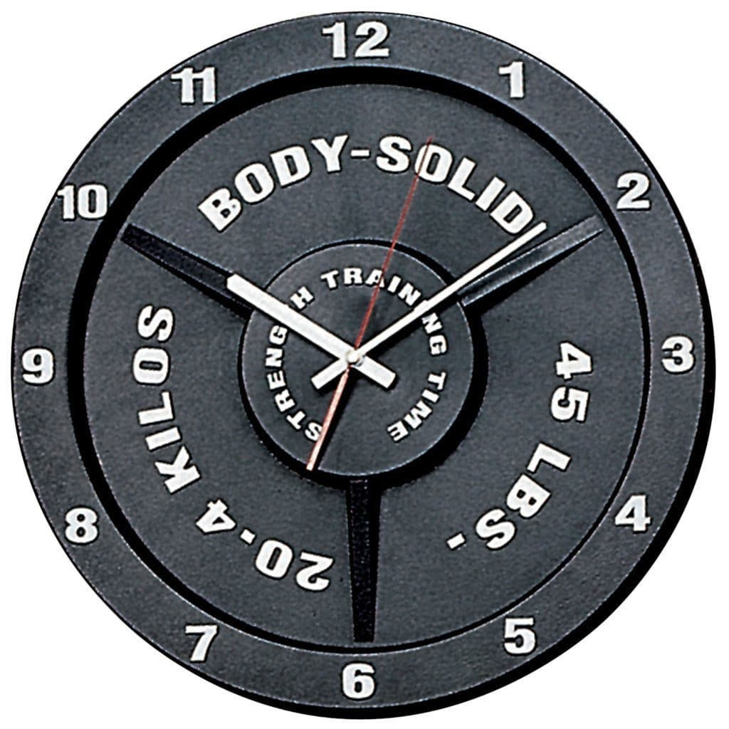 Body-Solid Strength Training Time Clock misc Body-Solid Tools