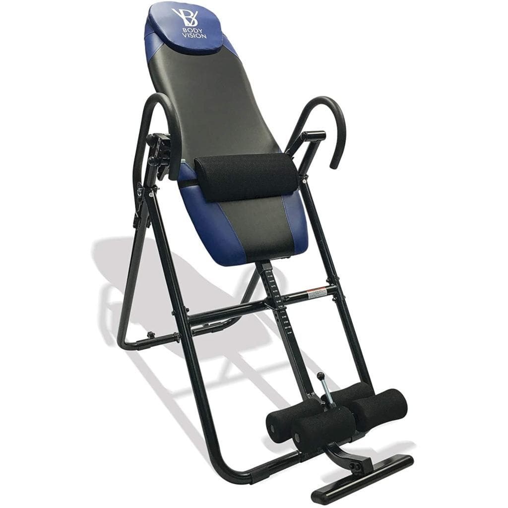Body Vision IT9825 Deluxe Inversion Table accessory Body Vision blue
