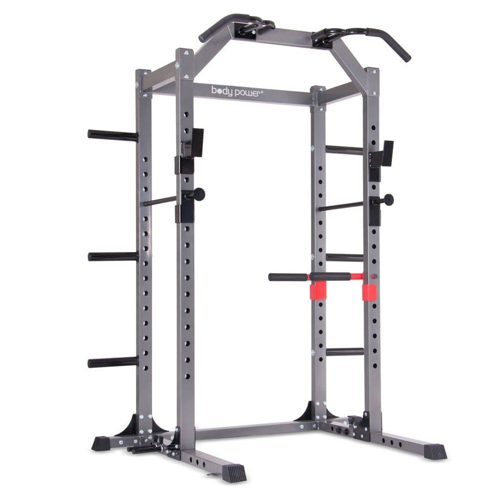 BodyPower PBC5380 Deluxe Power Rack Cage System power rack Body Power