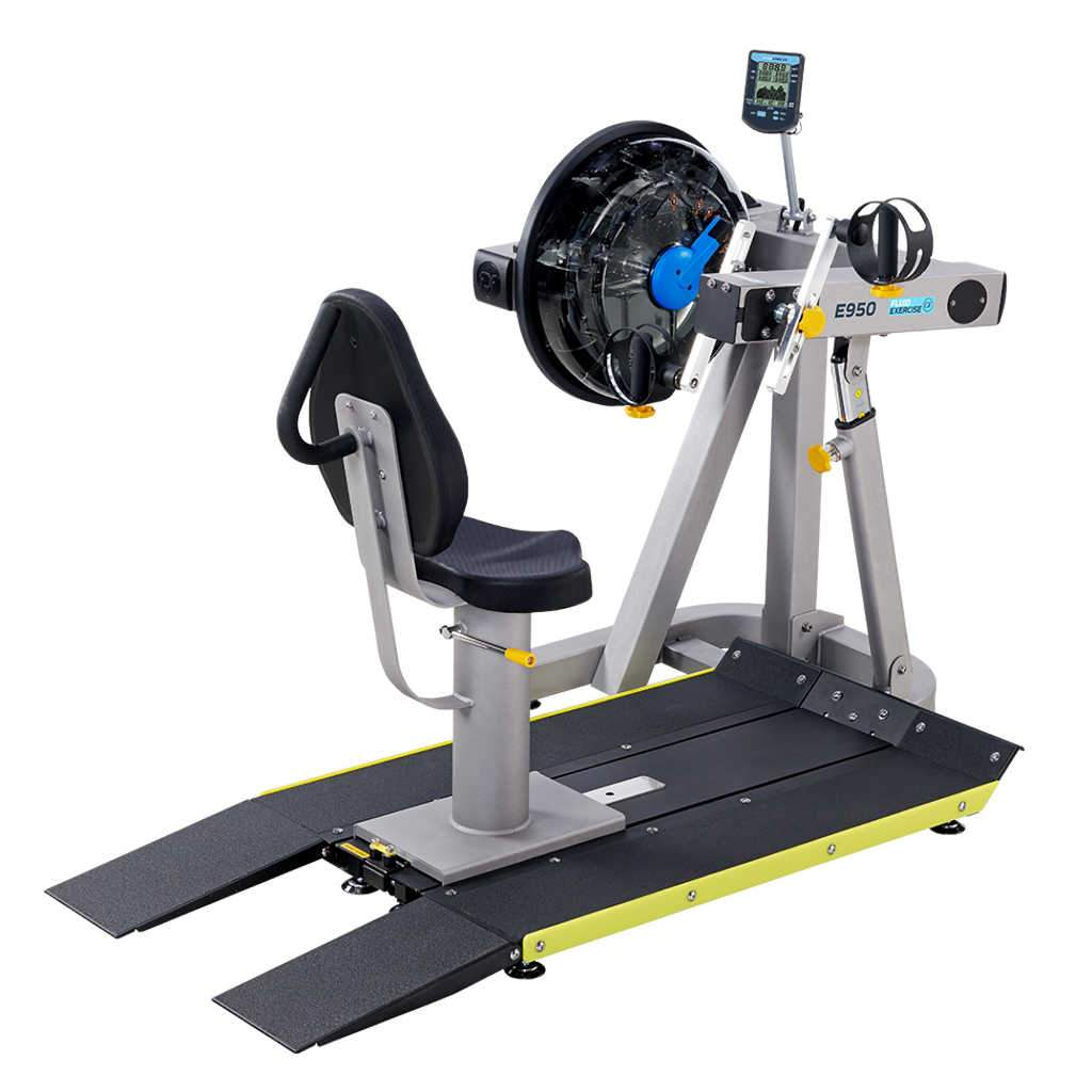 Evolution E950 Medical / Rehab UBE Cardio Training First Degree Fitness