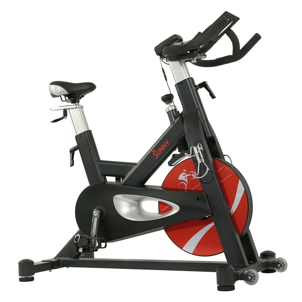 Evolution Pro II Magnetic Indoor Cycle Cardio Training Sunny Health and Fitness