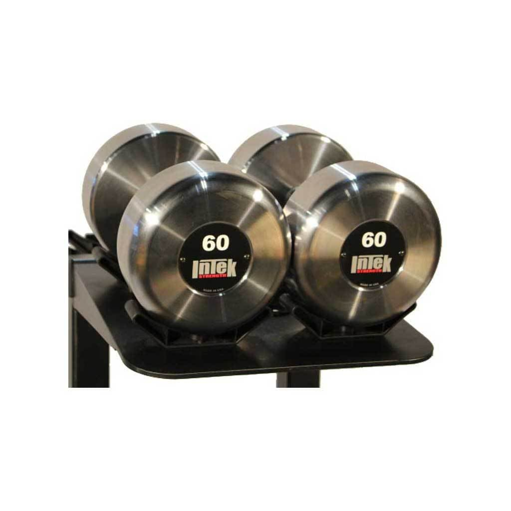 Intek Kräft Steel Raw Dumbbell Set free weight Intek Strength