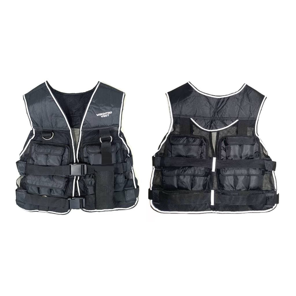 IronBull Fitness 20 lb Adjustable Weighted Vest Weighted Vest IronBull Fitness
