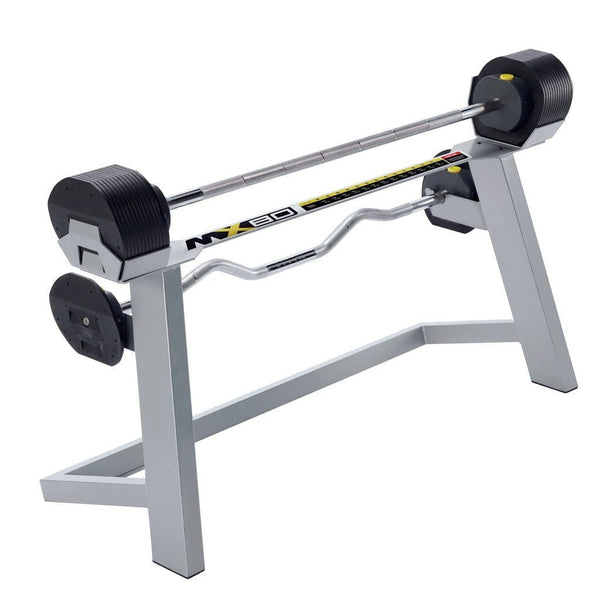 MX-Select 80 Adjustable Barbell barbell First Degree Fitness