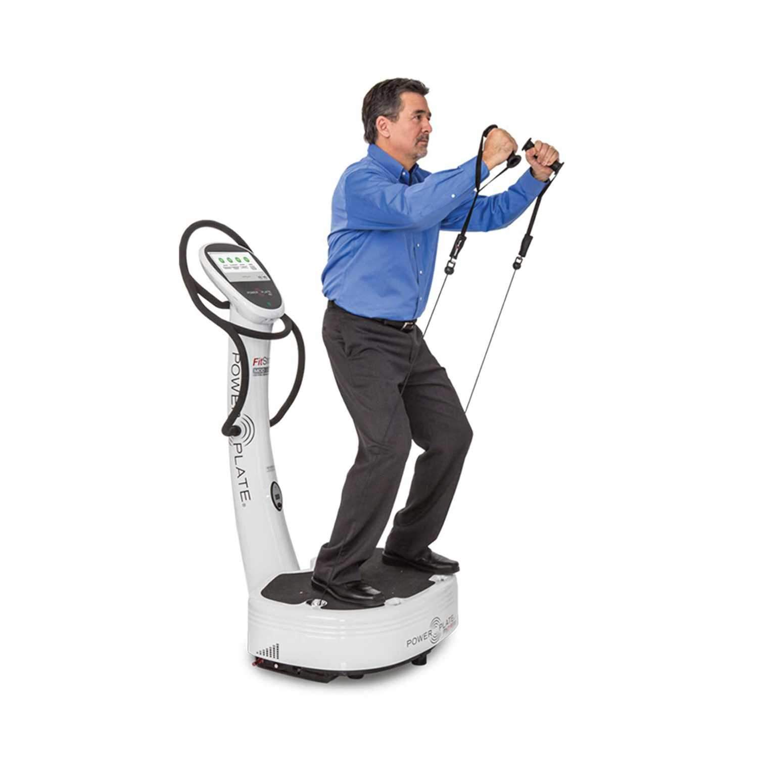 Power Plate FitStop vibration machine Power Plate