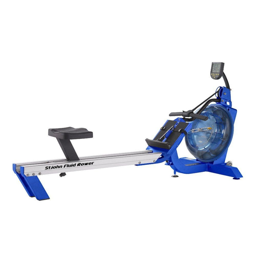St John AR Rower rowing machine First Degree Fitness