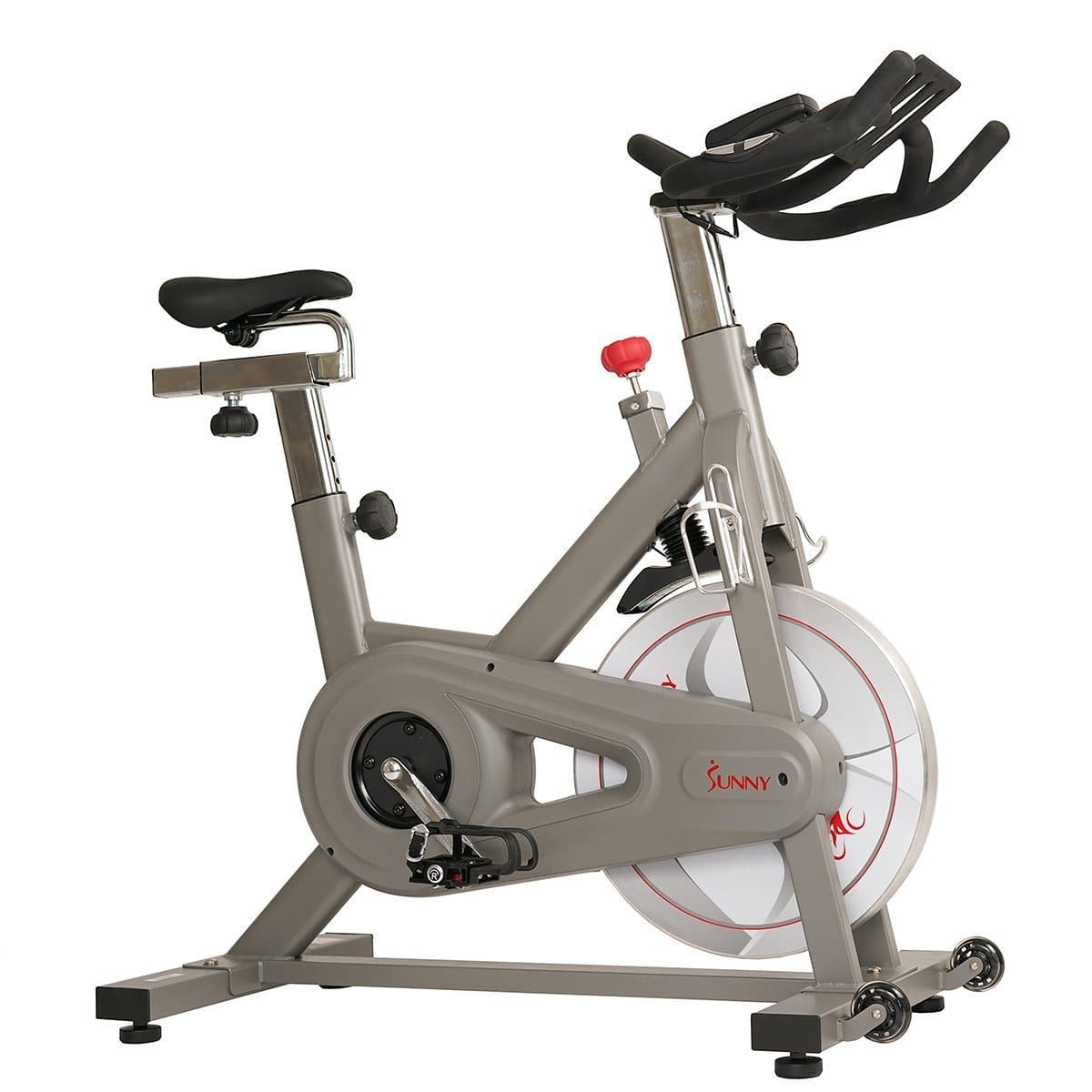 Synergy Pro Magnetic Indoor Cycling Bike Cardio Training Sunny Health and Fitness