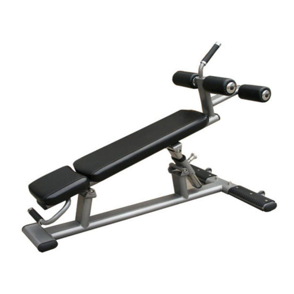 TAG Adjustable Decline Bench ab bench TAG Fitness