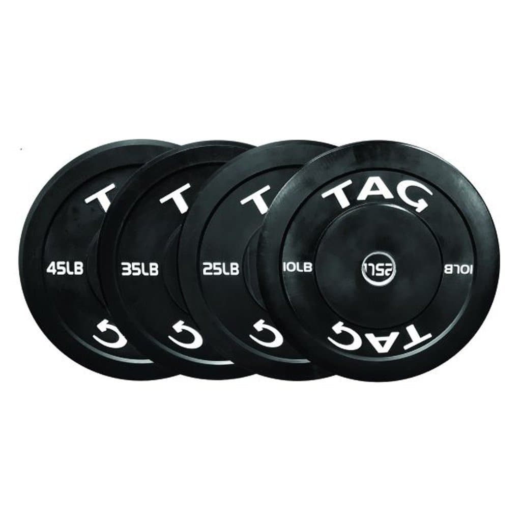 TAG Fitness Olympic Bumper Plate plate TAG Fitness