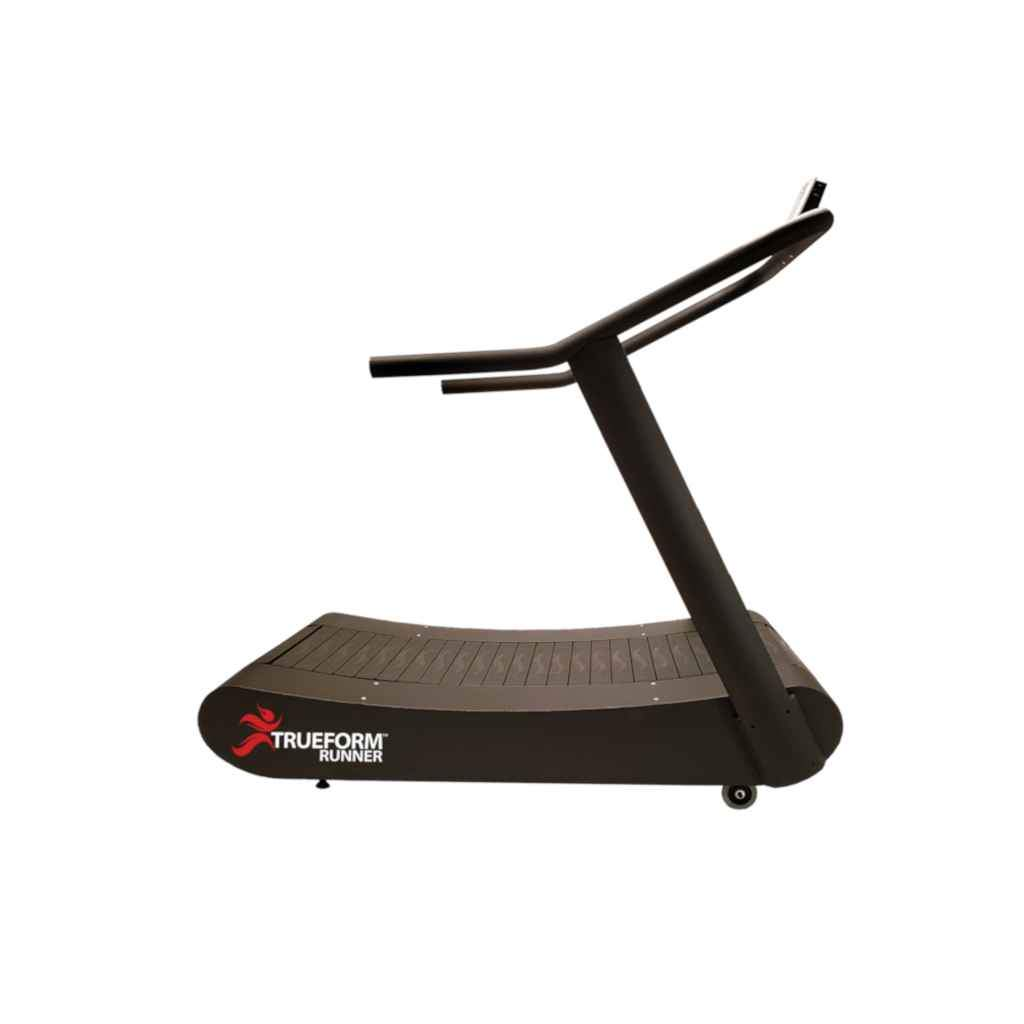 TrueForm Runner Cardio Training Trueform No Bluetooth Display No Performance Adapter Standard - Kraiburg Rubber
