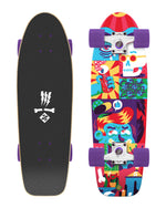 "Cruiser Kicktail 28"" Comics"