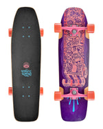 "Double Kick Freeride 31"" Tattoo"