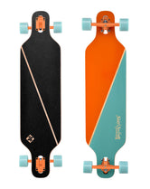"Drop Through Freeride 39"" Nordic Orange"