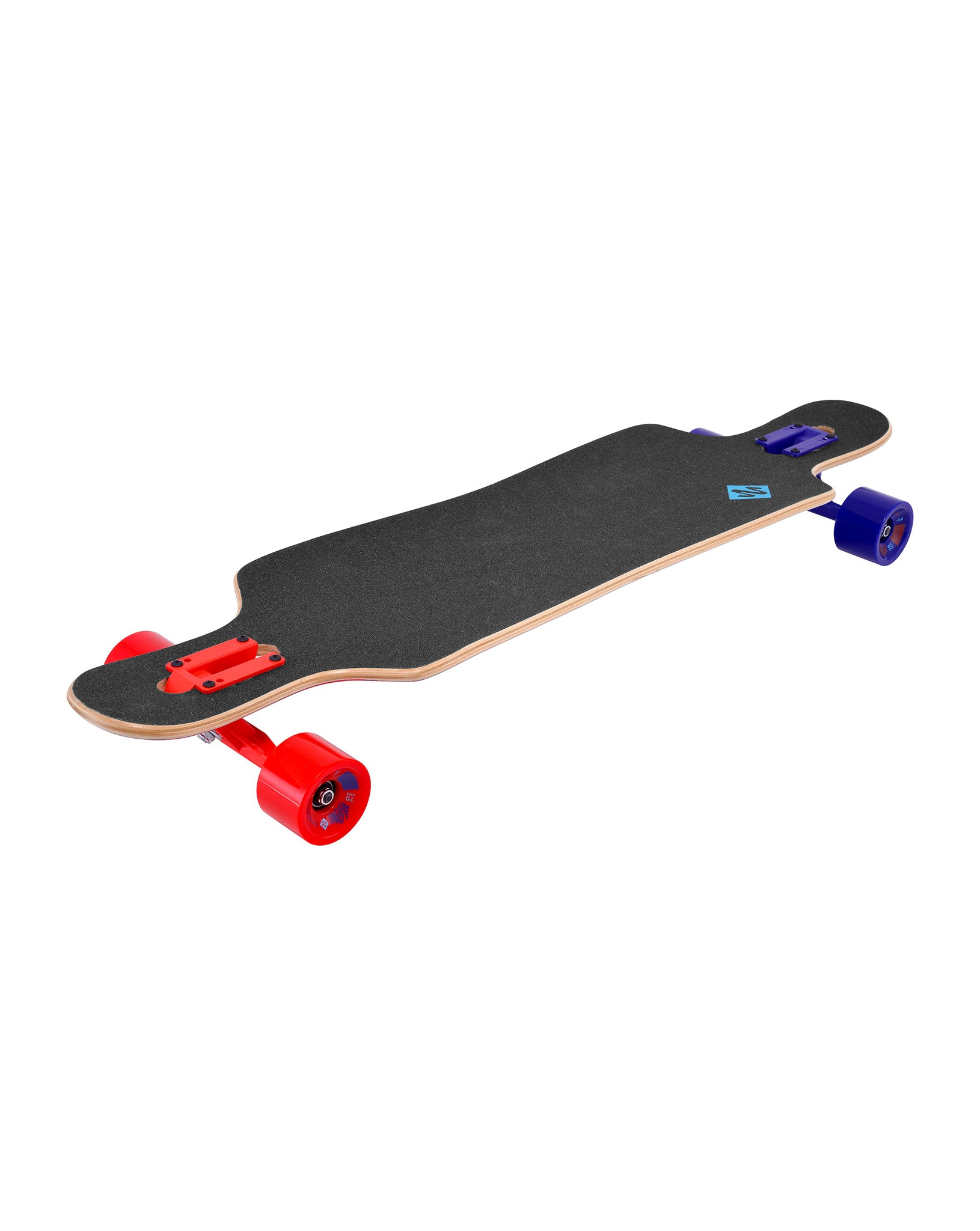 "Curve Drop Through Freeride 39"" Higher Faster"