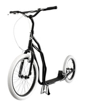 K-Bike KB3 White Shadow
