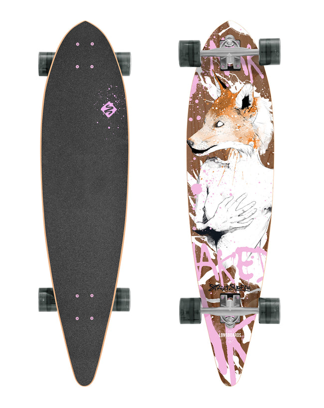 "Pintail 40"" Fire Walk With Me"