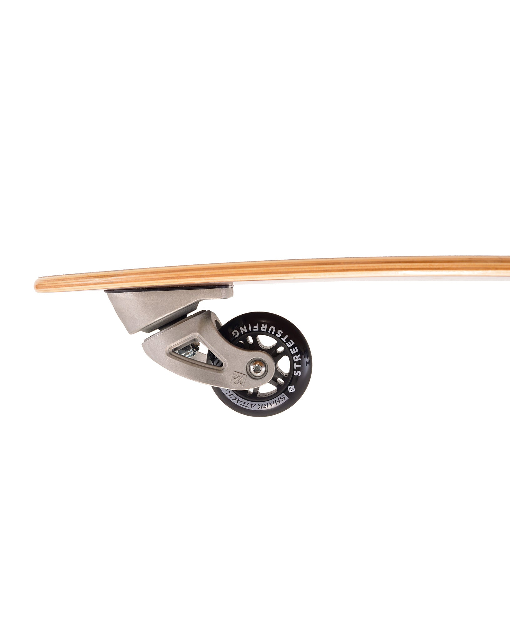 "Shark Attack 36"" Koa Black"
