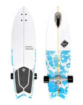 "Shark Attack 36"" Psycho Blue"