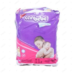 CANBEB NEW BORN COMFORTY DRY DIAPERS PACK OF 10