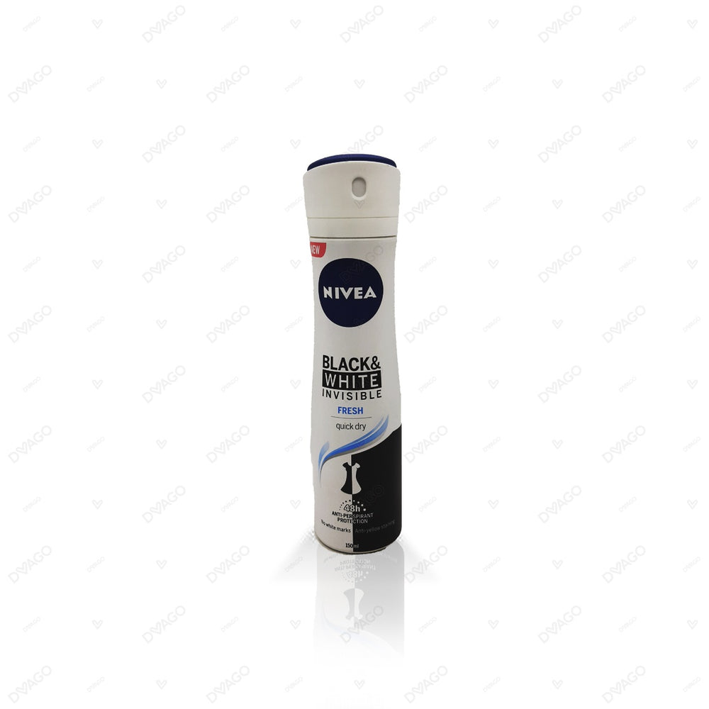 Nivea Men Invisible Black & White Original Anti-Perspirant Deodorant Spray