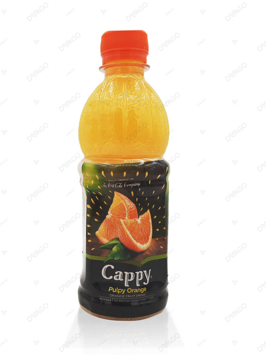Cappy Pulpy Orange Juice 350ml