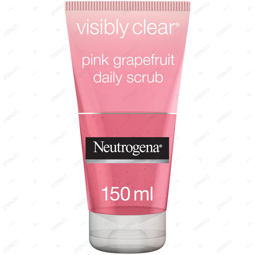 NEUTROGENA GRAPEFRUIT DAILY SCRUB