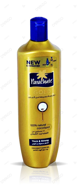 Parachute Gold Coconut Hair Oil Thick & Strong 100ml
