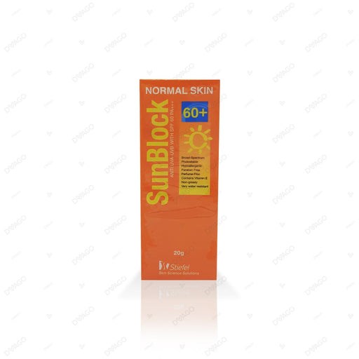 Sunblock Normal SPF 60 20g