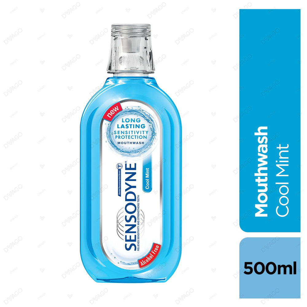 Sensodyne Splash Mouthwash 500ml