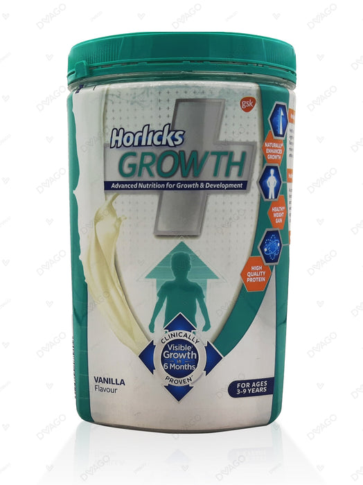 Horlicks Growth+ Vanilla 400g