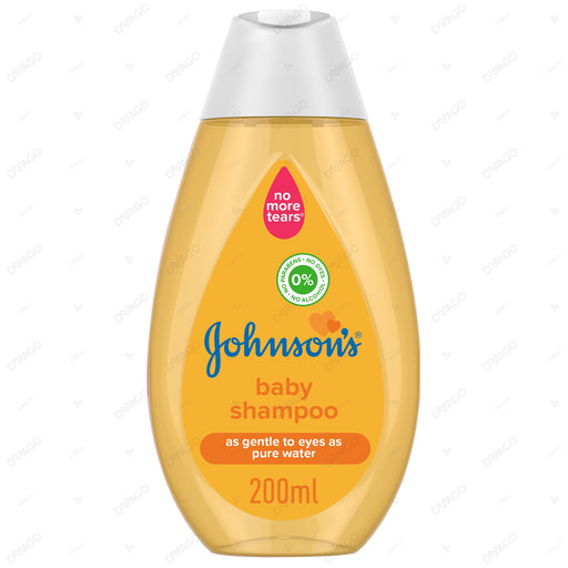 JOHNSON BABY SHAMPOO GOL