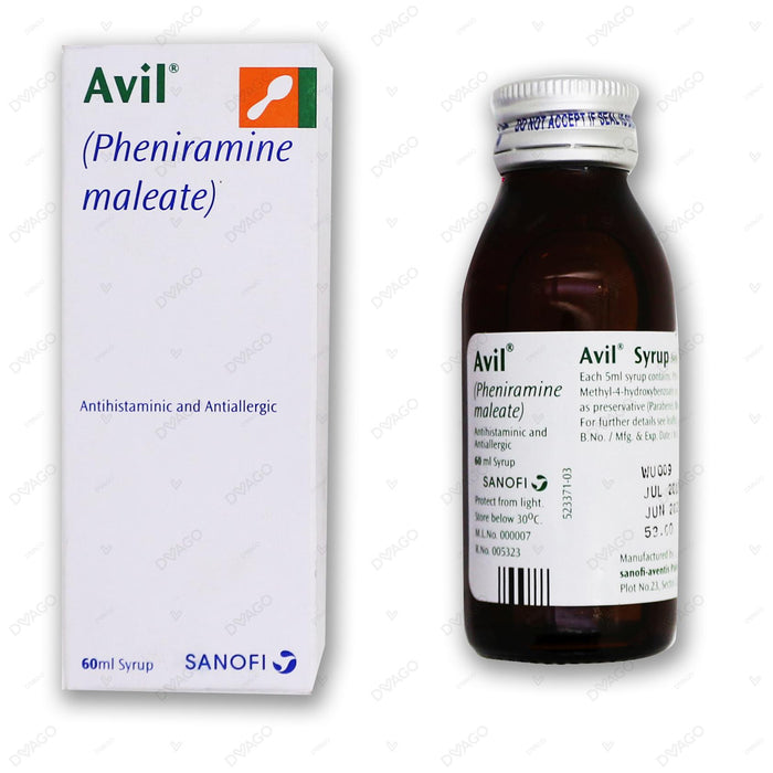 Avil Syrup 60ml