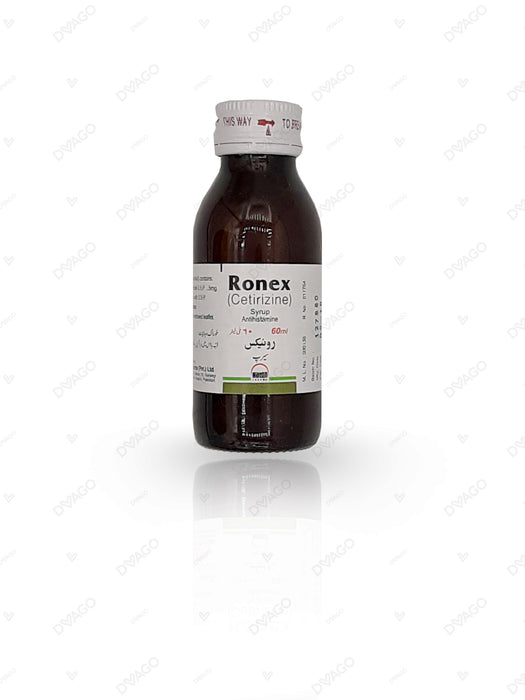 Ronex Syrup 60ml