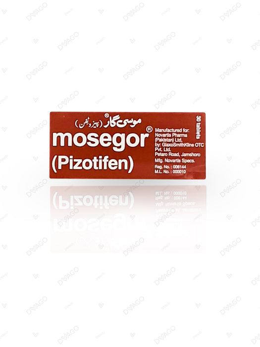 Mosegor Tablets 30's