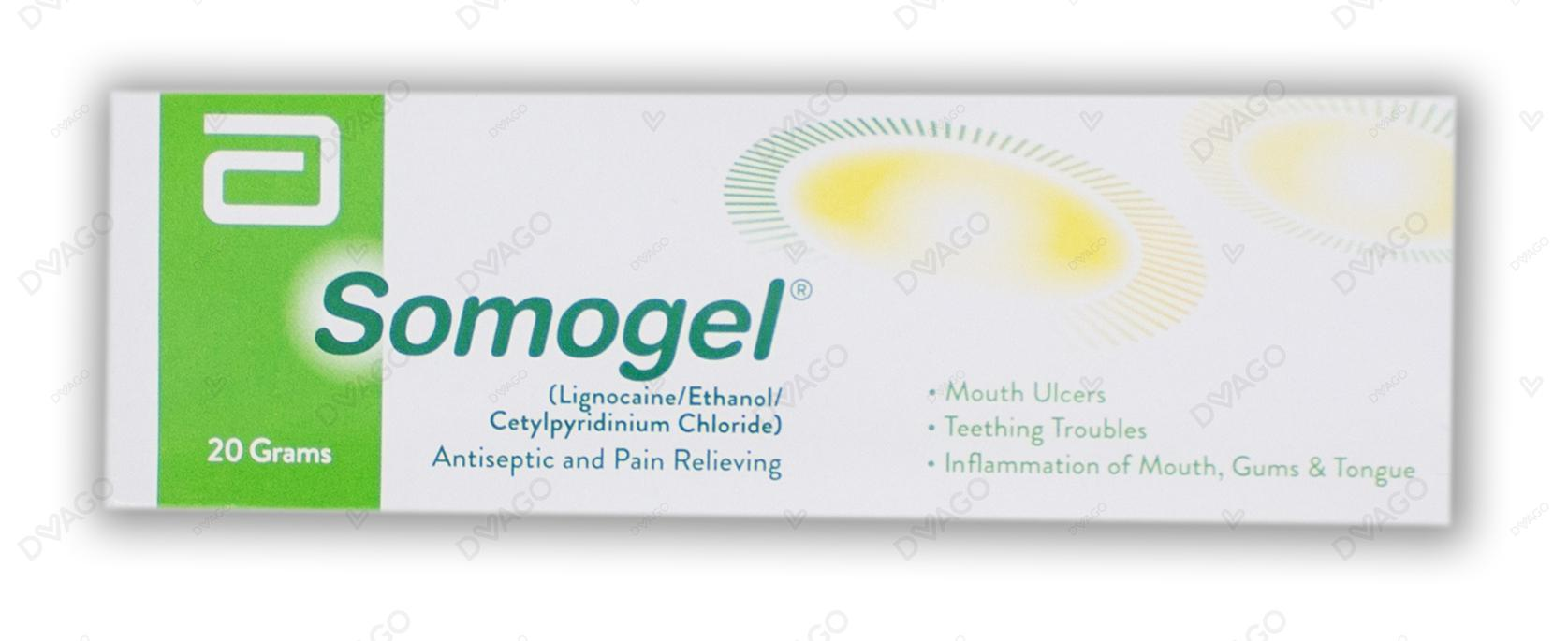 Somogel Gel 20g