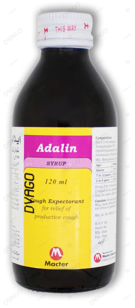 Adalin Syrup 120ml