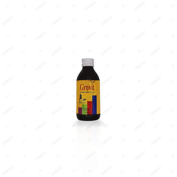 Grovit Syrup 120ml